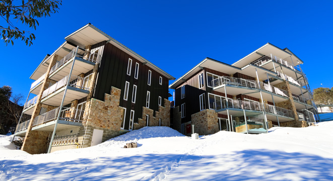 Ropers Apartments Falls Creek