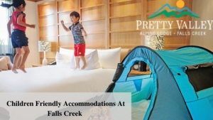 The Best Features Of Children Friendly Accommodations at Falls Creek