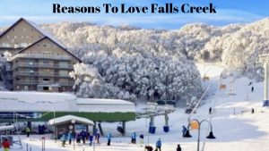 children accommodation falls creek