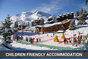 children friendly accommodation at falls creek