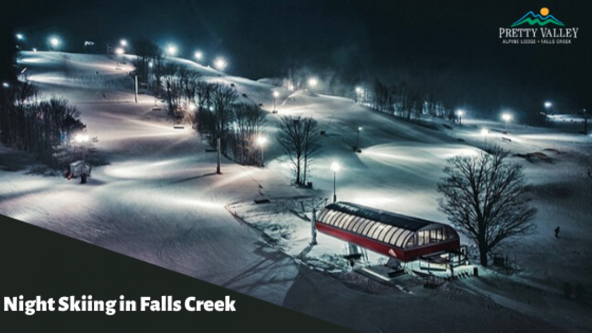 Top 3 Reasons to go Night Skiing in Falls Creek